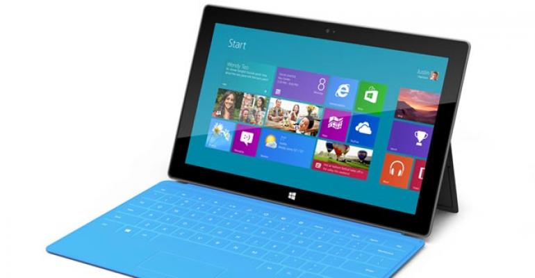 Microsoft Increases Surface Production