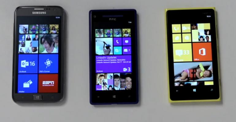IDC Continues Its Curious Love Affair with Windows Phone