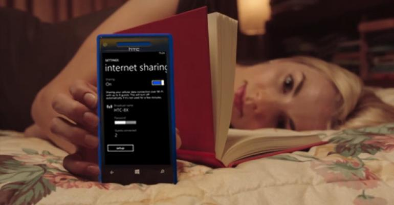 Windows Phone 8 Tip: Share Your Internet Connection