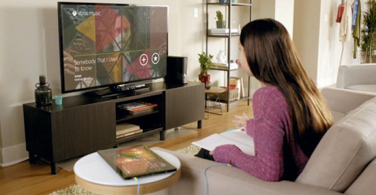 The Next Mini-Book: Xbox Music
