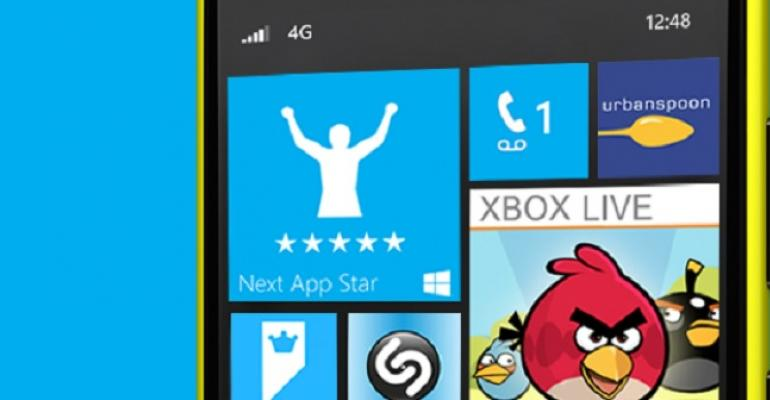 Developers: Get Your Windows Phone App Featured in a TV Ad