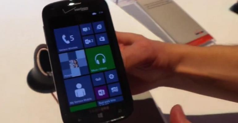 Samsung ATIV Odyssey to Cost $49 via Verizon Starting Tomorrow