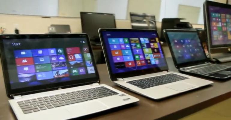 Now HP Confirms Slow Start for Windows 8
