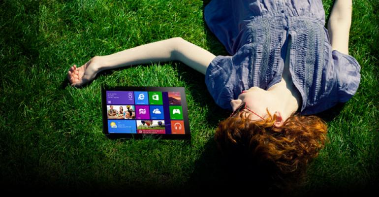 New Intel Chipsets Spur Hope for Windows 8 Surge in 2013