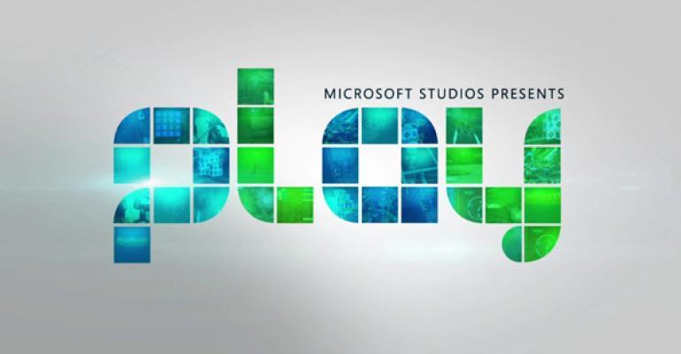 Microsoft PLAY: Xbox Games on Windows 8
