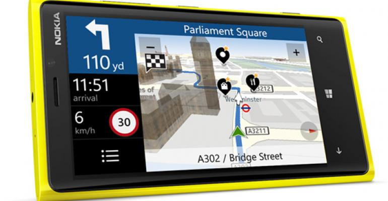 Nokia Drive+ Beta: Free Turn-by-Turn Navigation for All Windows Phone 8 Users (Eventually)