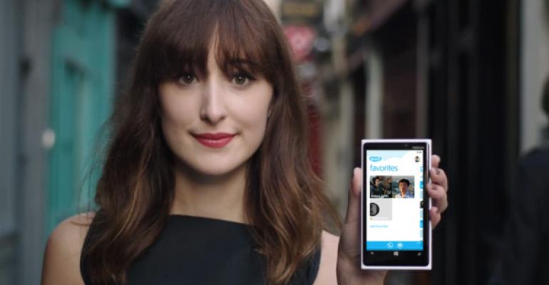 New Skype Preview for Windows Phone 8 Drops Contacts Integration