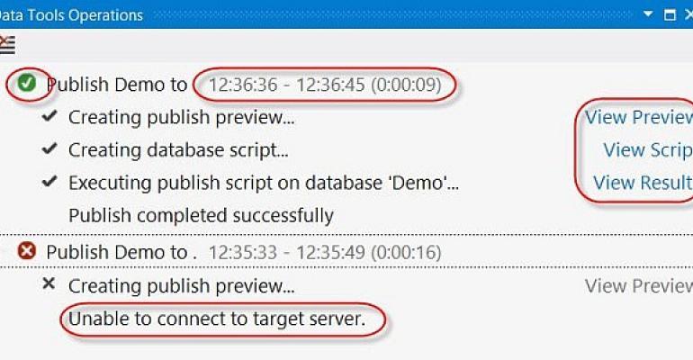 Get to Know SQL Server 2012's SQL Server Data Tools