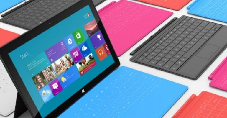 Windows 8 for the Win: Touch + Mobility + Cloud