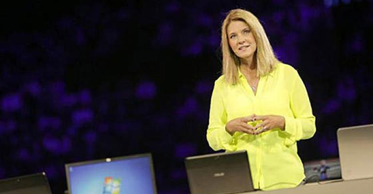 Tami Reller Talks Windows 8 Sales