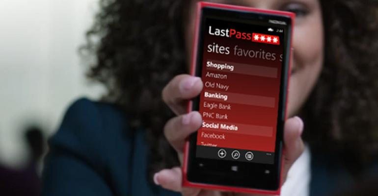 Windows Phone 8 App Pick: LastPass | IT Pro