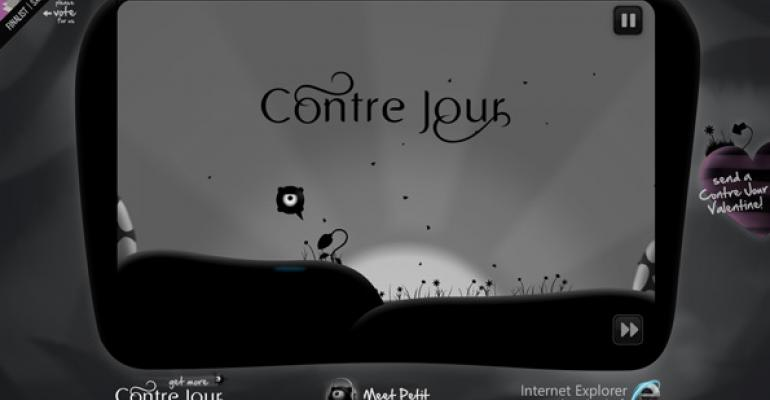 A Little Fun for a Tuesday: Contre Jour Returns with 20 New Levels