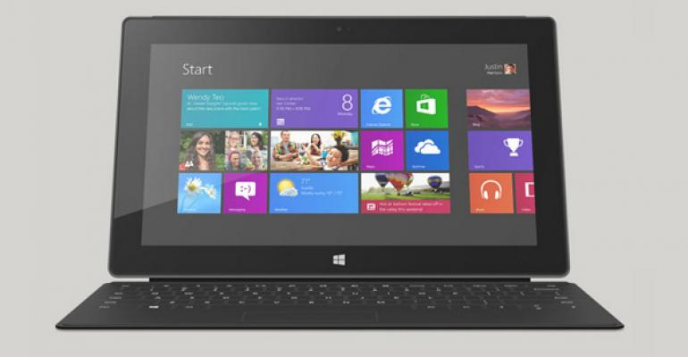 Going Pro: Day One with Surface Pro