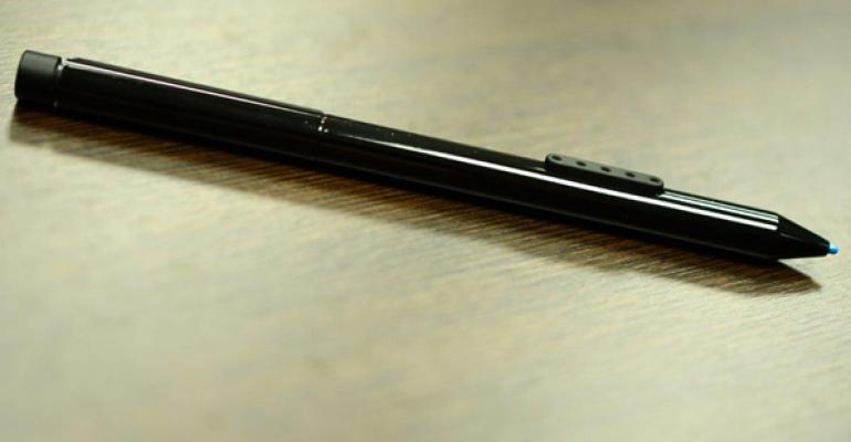 Going Pro: Surface Pen