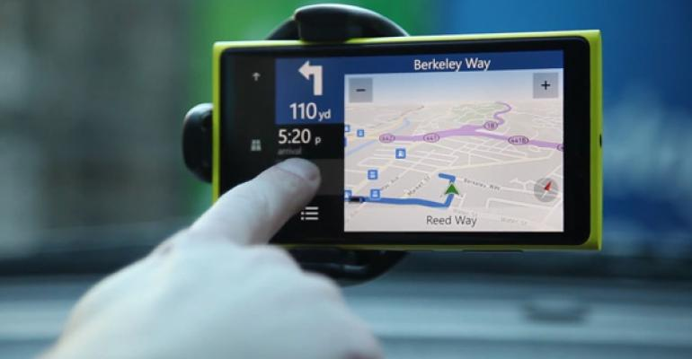Nokia Ships New HERE Location Apps for Windows Phone 8