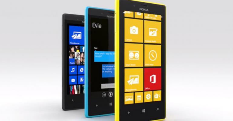 Nokia Lumia 720 Preview