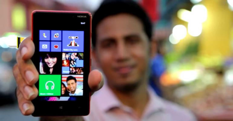 The Nokia Advantage: Customizable Design