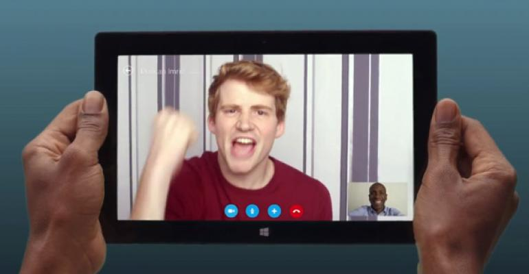 Windows 8/RT App Pick: Skype