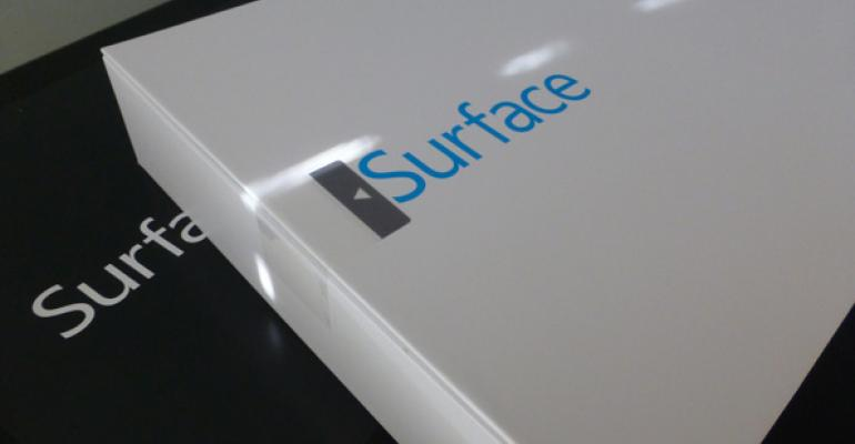 Test Drive Surface Pro Today!