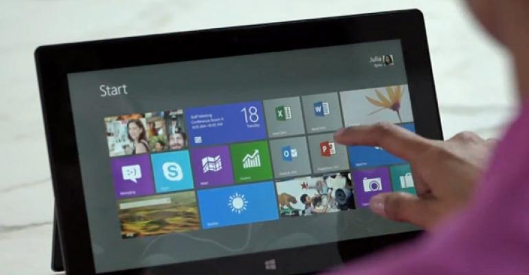 Microsoft Surface with Windows 8 Pro Review