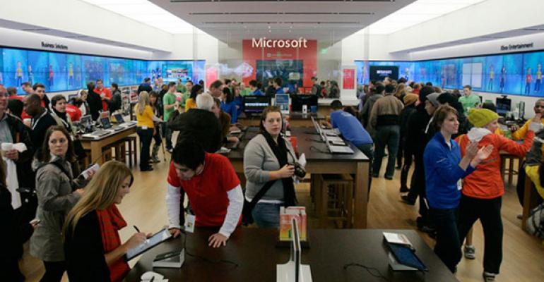 Surface Pro 128 GB Immediately Sells Out