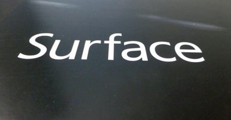Second Guessing Microsoft's Surface Strategy