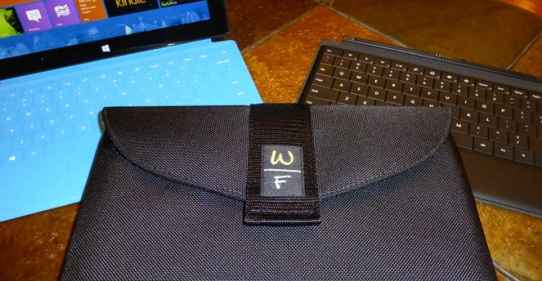 Review: WaterField Designs' Ultimate Tablet SleeveCase for Microsoft Surface Pro