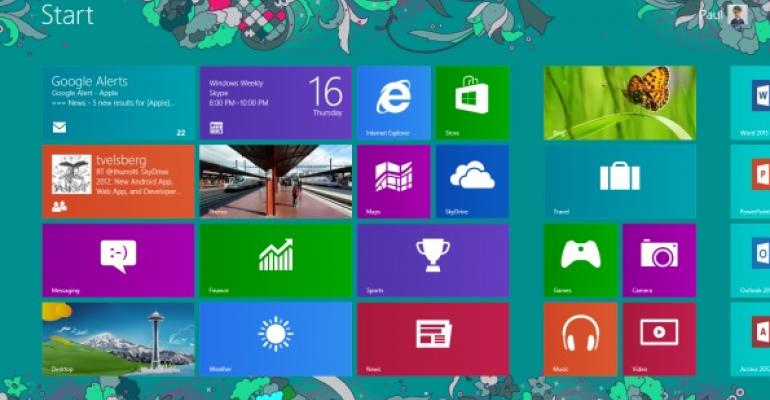Surface Pro and Windows 8 Pro