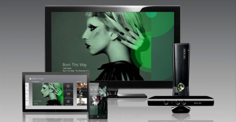 Xbox Music Book 0.7