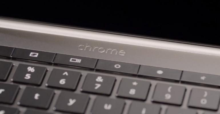 Report: Chromebook Lands with a Thud