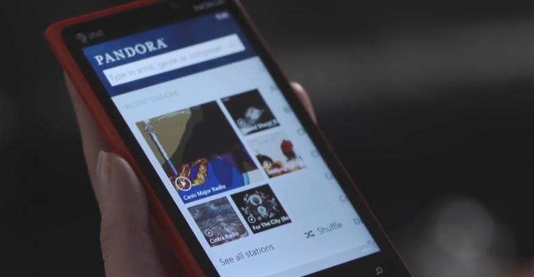 Windows Phone 8 App Pick: Pandora
