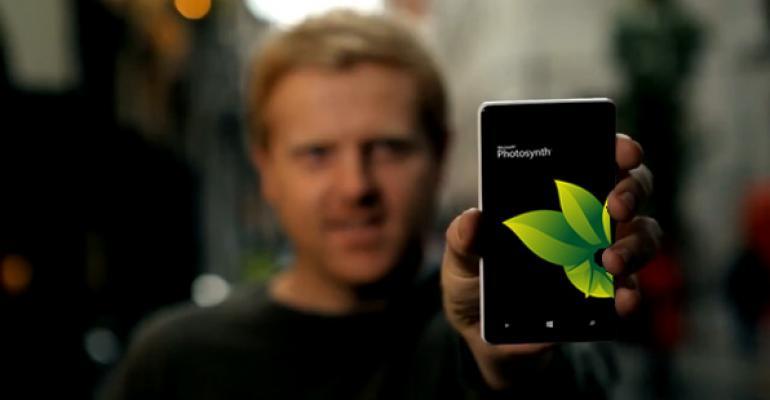 Windows Phone 8 App Pick: Photosynth 1.5