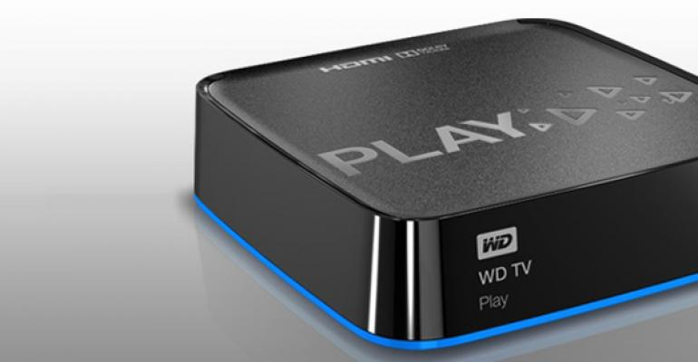 WD TV Play Media Player: First Impressions