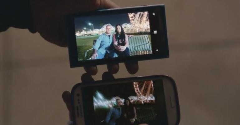 Windows Phone Challenge Campaign Heads to TV