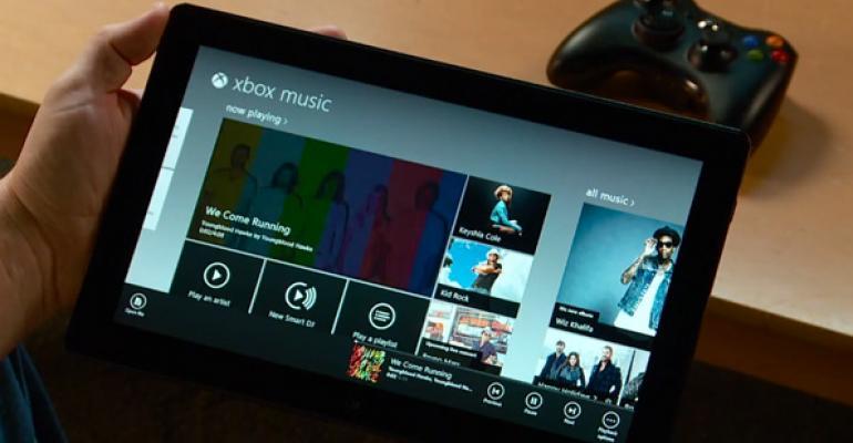 Xbox Music Book 0.8