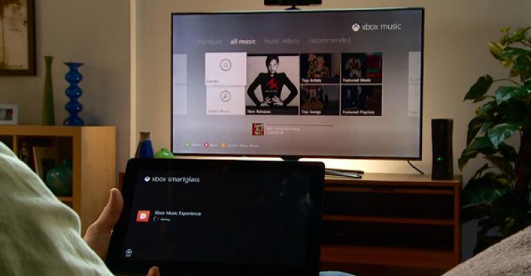 Xbox Music Book 0.9