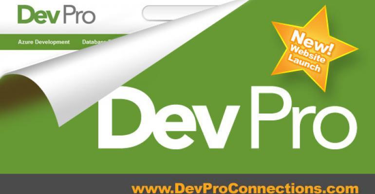 Dev Pro Website Launch