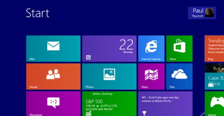 In Fixing Windows 8, Microsoft Is Doing Right by Customers