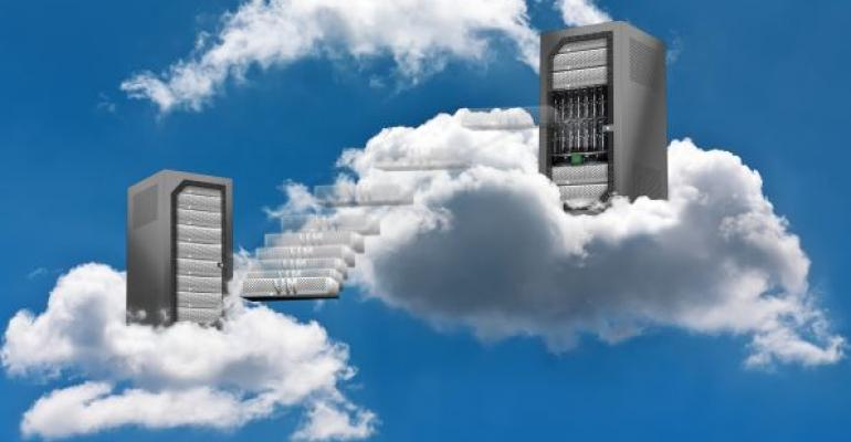 datacenter on clouds