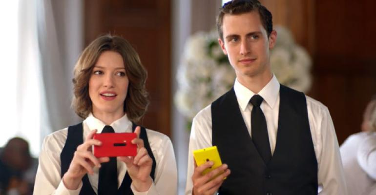 Don't Fight: Nokia's Great New Ad for Windows Phone
