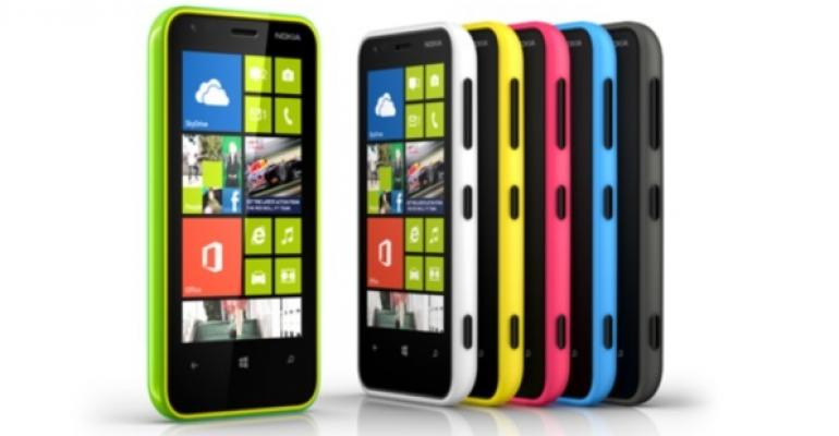 A Jump in Lumia Sales Is the Sole Good News in Nokia Earnings