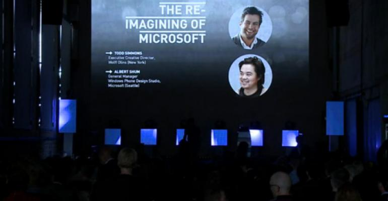 A Rare Peek into the Reimagining of Microsoft's Products and Brands