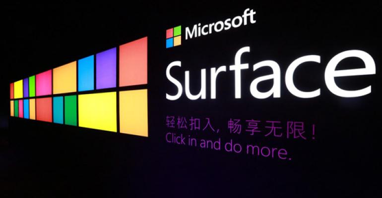 Surface Coming to More Countries Over Next Several Weeks
