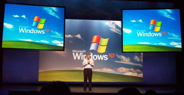 Dead OS Walking: XP Has One Year of Support Left