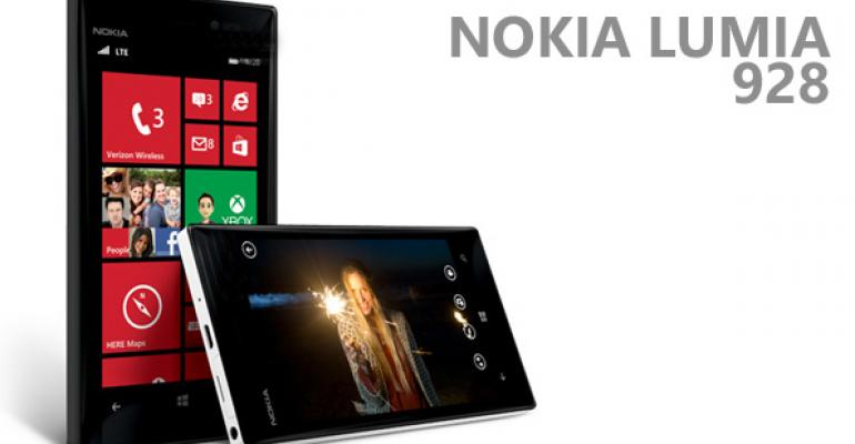 Nokia Lumia 928 Teaser, Now with Video