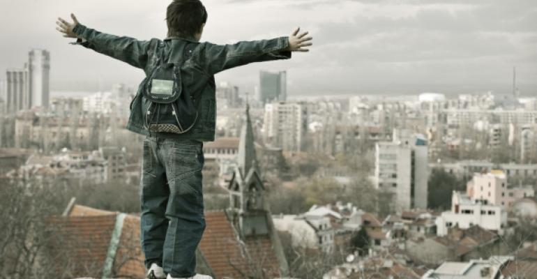 child and city exemplify joy in SharePoint