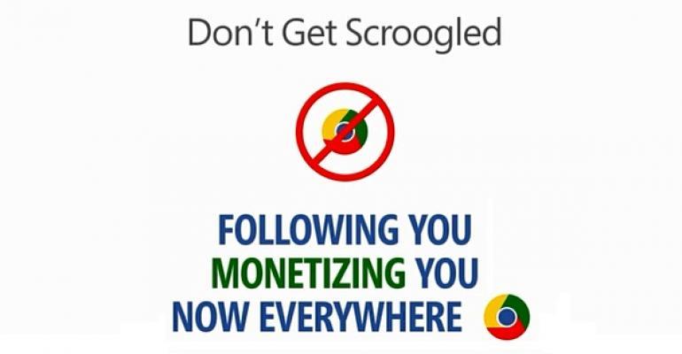 New Video Parodies Google Chrome Ad