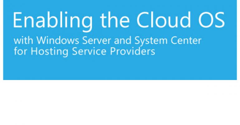 Run Pieces of Windows Azure in Your Own Datacenter