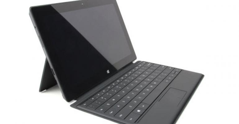 Both Surface RT and Surface Pro to Get Firmware Updates Today
