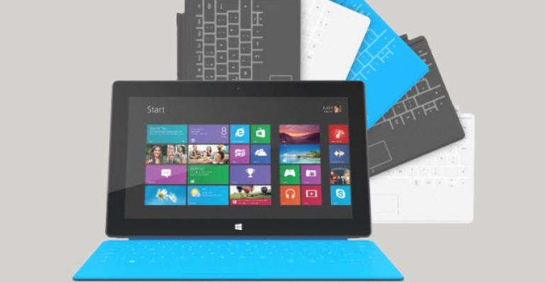 Free Keyboard with the Purchase of a Surface RT - for the Next Month - in the UK